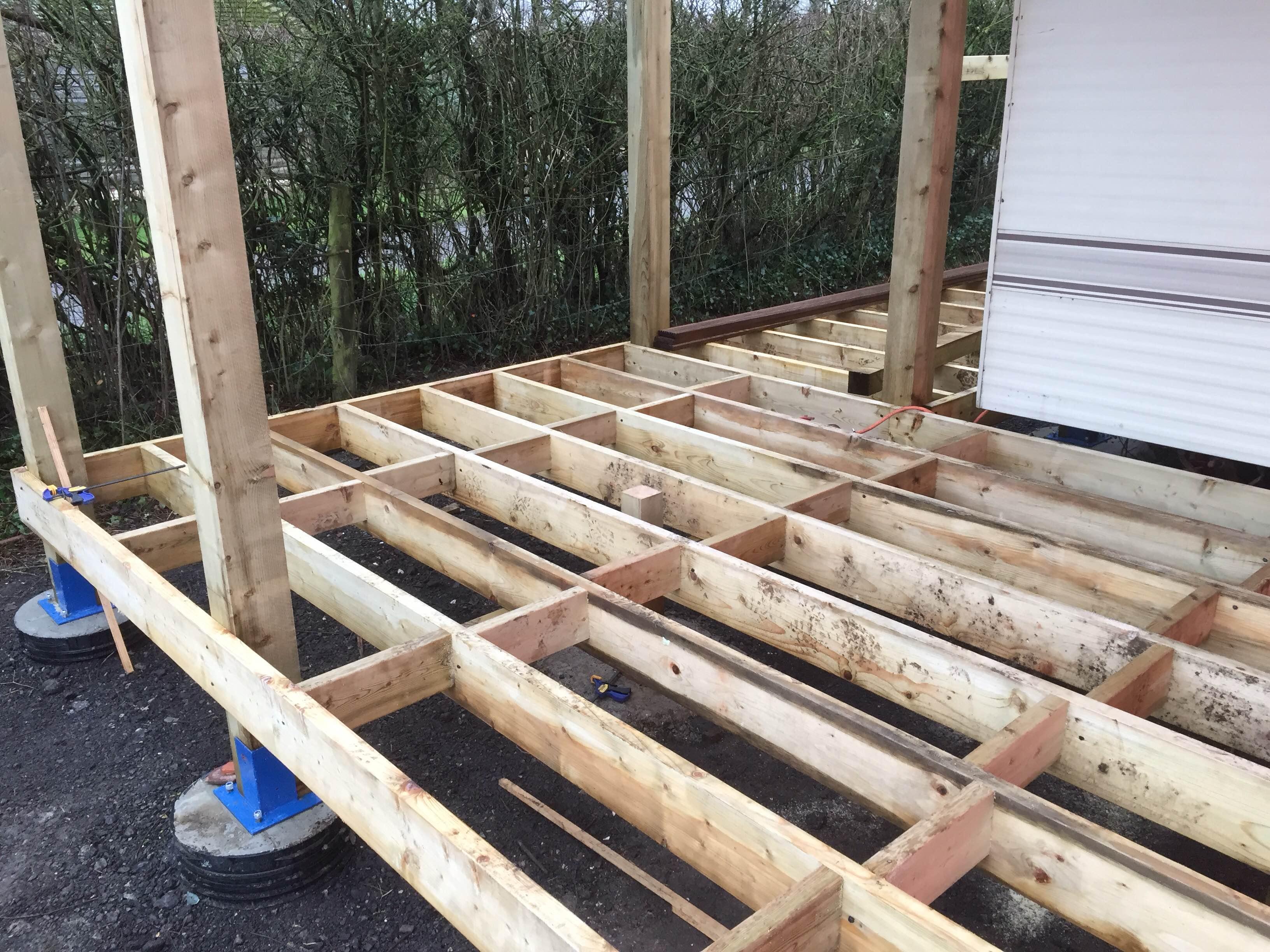 Timber Framing, Roofing & Decking – J G JONES GROUNDWORK SERVICES