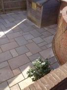 paved area