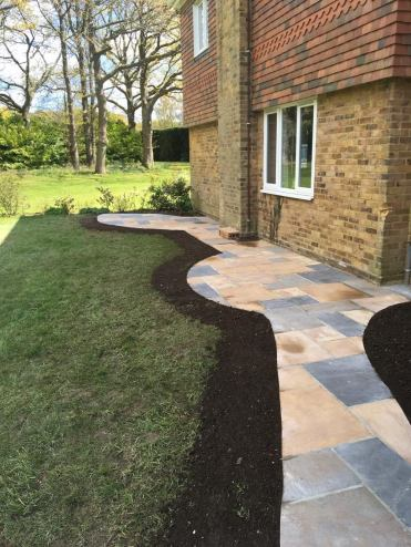 finished pathway