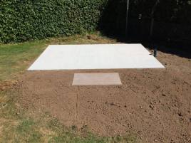 concrete-base-for-garden-room