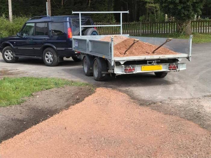 aggregate transport