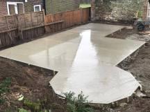 bespoke concrete base